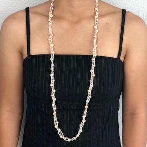 🐷 Pearl Necklace